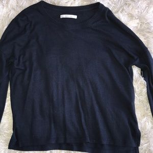 Abercrombie lightly worn thin sweater
